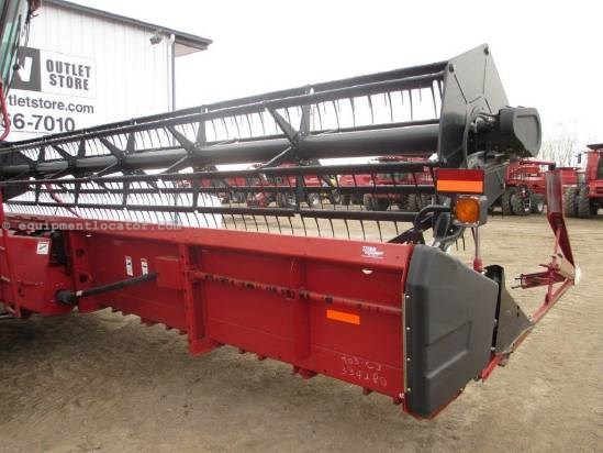 2004 Case IH 1020, 30', FT, Single Knife Drive, 2188/2366/2388 Header-Flex For Sale