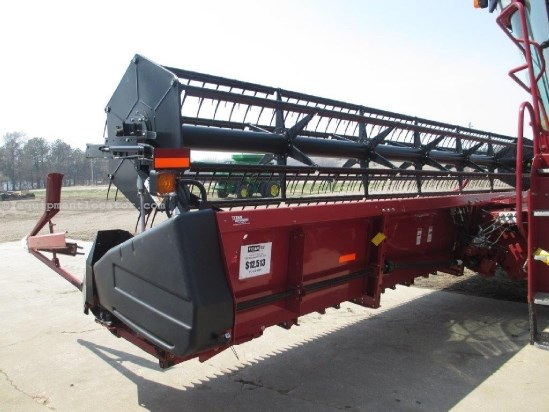 2005 Case IH 1020, 30', FT, Poly, 1688/166/2188/2366/2388 Header-Flex For Sale