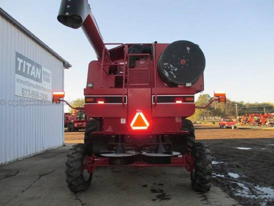 2001 Case IH 2388, UPTIME READY!, 2106 Sep Hr, FT, RT Combine For Sale