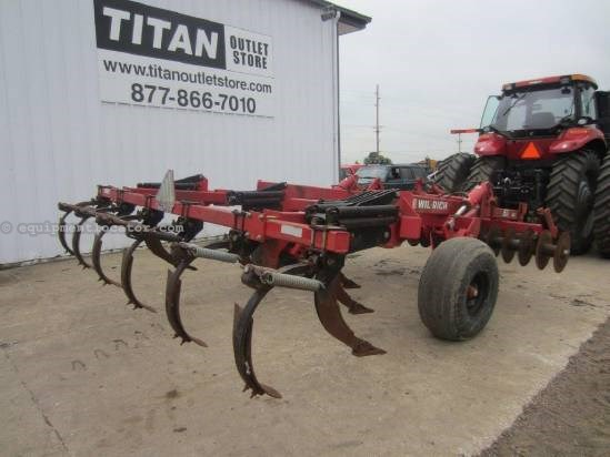 "1993 Wil-Rich 6600, 5 Shank Ripper, 18"" Disk Blades Rippers For Sale"