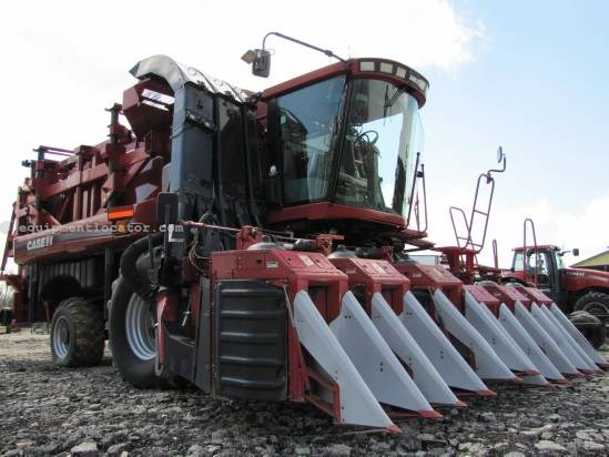 Cotton Picker For Sale:  Case IH 625, 1982 Est Hours, 212800.00 USD