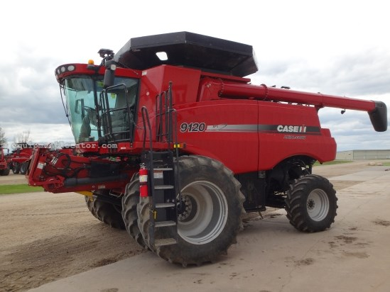 2010 Case IH AF9120, Warranty*,UPTIME READY,RWA, Autosteer Combine For Sale