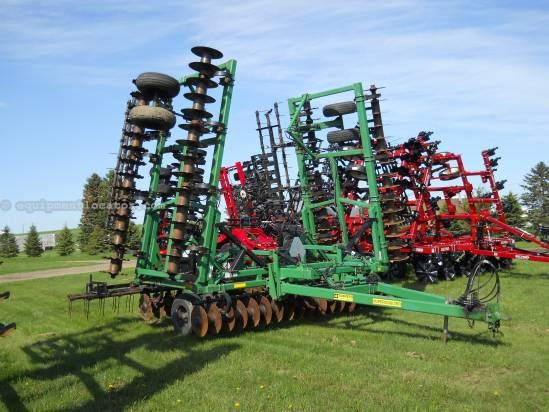 2003 Summers SuperCoulter - 40 ft, Straight F, Wavey R, Harrow Vertical Tillage For Sale