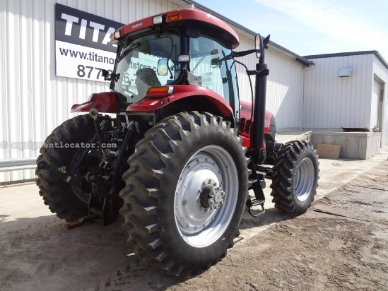 2007 Case IH PUMA 195 - 1834 hrs, Frt Susp, 3pt, 3 hyd Tractor For Sale