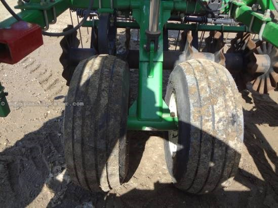 2011 Summers SuperCoulter-36', 3 bar harrow, rolling baskets Vertical Tillage For Sale