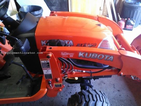 2009 Kubota 2360 Tractor For Sale at EquipmentLocator com