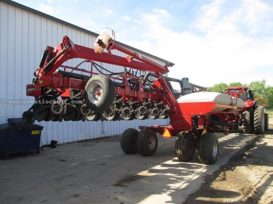 2009 Case IH 1240,16R30, Vac Meter, Markers, Hyd Drive Planter For Sale