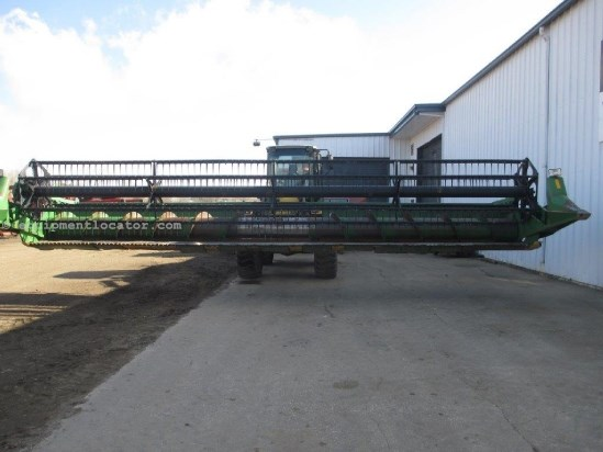 1993 John Deere 930, 30', HHC, Fore/Aft, 8820/9600/9610 Header-Flex For Sale