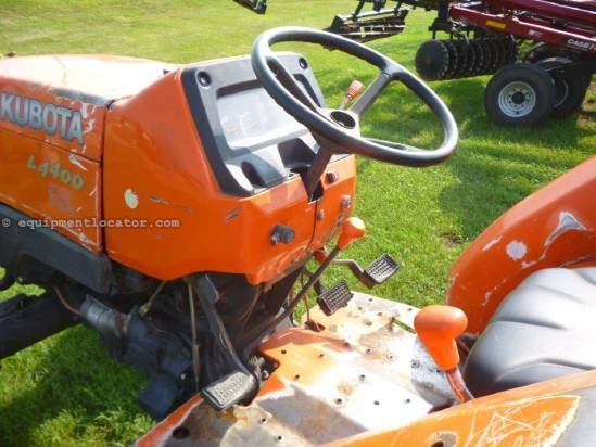 Kubota L4400, 5090 Hr, Diesel, 43 HP, ROPS Tractor For Sale