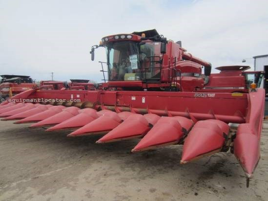2010 Case IH 3412 Header-Corn For Sale