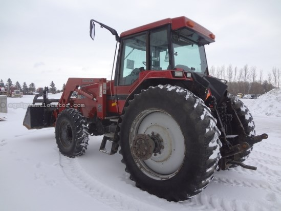 1997 Case IH 8920 - 9129 hrs, Loader/Grple, 3 hyd, Joystick Tractor For Sale