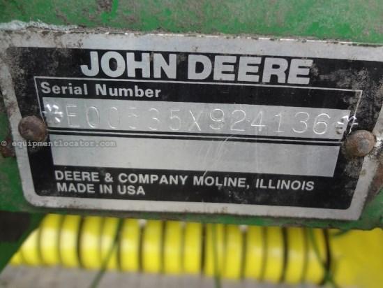 1992 John Deere 535 - Kicker, 540 pto, AutoWrap Baler-Round For Sale
