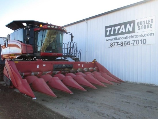 2006 Case IH 2208, 8R30,FT,Hyd Dk Plts,6088/7010/7088/7120/8010 Header-Corn For Sale