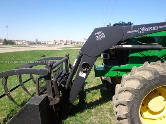 Koyker 585 Front End Loader Attachment For Sale at EquipmentLocator com