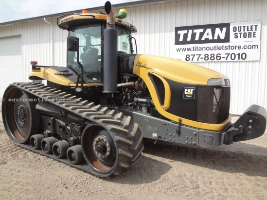 "2006 Caterpillar MT865B - 5026 hrs, 30"", JD AutoSteer, PS Tractor For Sale"