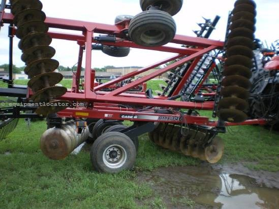 Case IH RMX340, 31Ft, Hyd Wing Fold, Tandem, Hyd Level Disk Harrow For Sale
