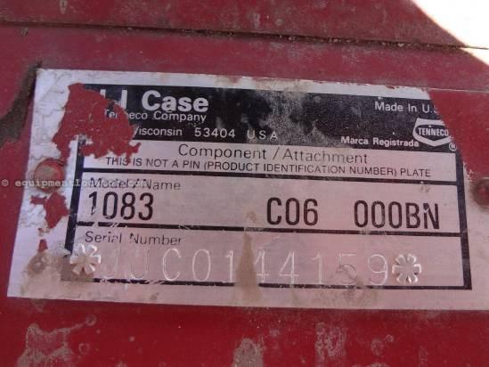 1992 Case IH 1083 - 8R30, Knife Rolls (1688,2188,2388) Header-Corn For Sale