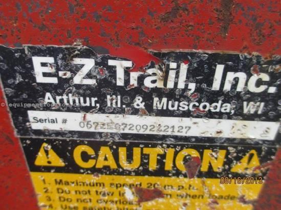EZ Trail 672, 25', 1020/973/1063 Header Trailer For Sale