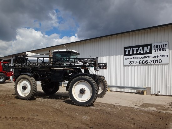 2000 Willmar 8500 - 3500 hrs, 80 ft, 1000 gal,  Sprayer-Self Propelled For Sale