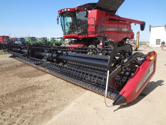 2011 Case IH 2162 - 40 ft, Transport (8010,8120,8230,9120,9230) Header-Draper For Sale
