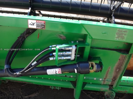 2011 John Deere 635F - 35 ft, Contour (9660,9760,9860,9670,9770) Header-Flex For Sale