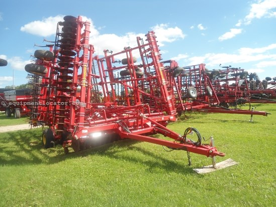 2008 Sunflower 6333,37Ft, Coil Tine Disk Harrow For Sale