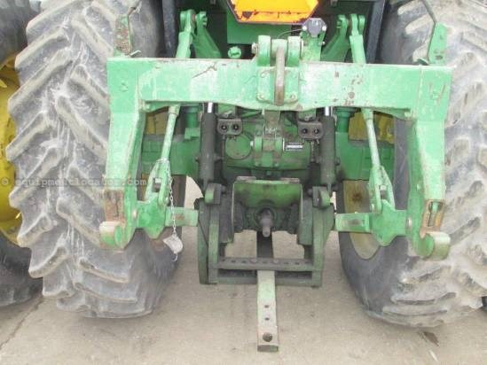 John Deere 4840,10238 Hr, Diff Lock, 3 Remotes,PS Trans, 3 Pt Tractor For Sale