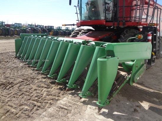 1997 John Deere 1290 - 12R20, (7010,8010,6088,7088,7120,8120) Header-Corn For Sale