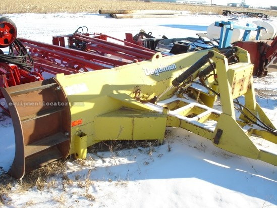 "Degelman 9-46/57, 9 ft, 2 - 18"" Ext, (7110,7120,7130,7140) Blade Front For Sale"