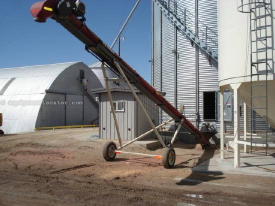 Buhler 1035 Belt Conveyor For Sale at EquipmentLocator com