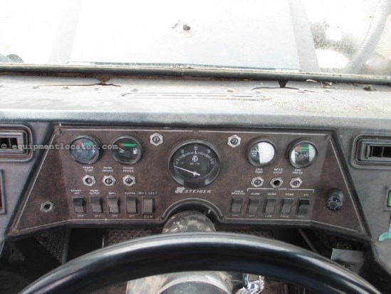 1979 Steiger 270, 9192 Hrs, Duals, 4 Remotes Tractor For Sale