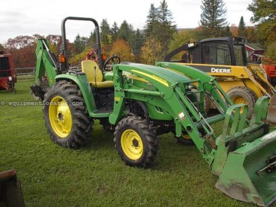 Tractor For Sale:  2010 John Deere 4720