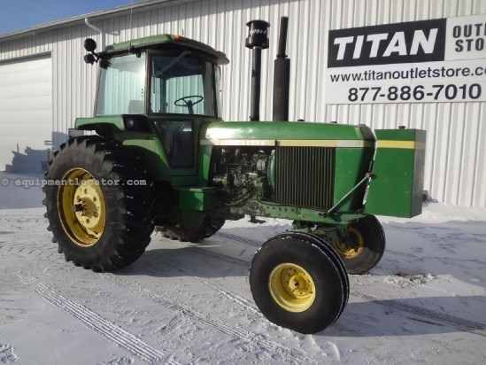 1975 John Deere 4630 - 16430 hrs, Quad Trans, 2 hyd, PTO, 3pt Tractor For Sale