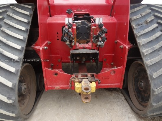 "2001 Case IH STX440Q - 6515 hrs, 30"", PTO, 4 hyd Tractor For Sale"