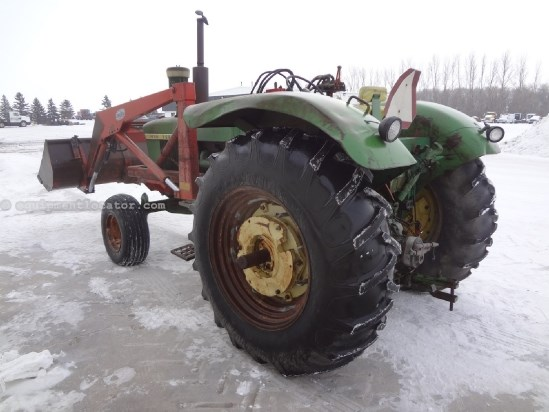 1965 John Deere 4020 - 11,839 hrs, loader, 540 pto, PowerShift Tractor For Sale