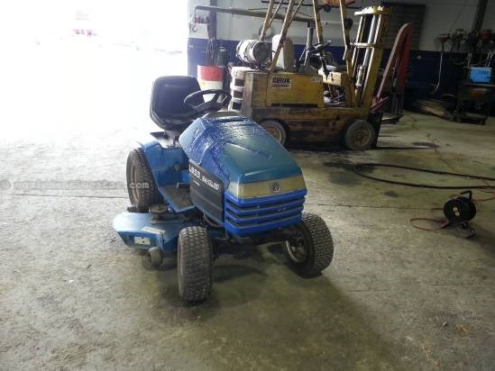 2000 new holland ls55 riding mower for sale at equipmentlocator sciox Choice Image