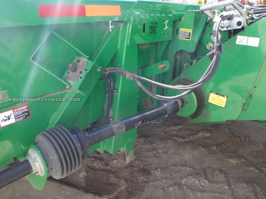 2010 John Deere 608C, 8R30,Row Sensors,Contour,9760/9860/9770/9870 Header-Corn For Sale