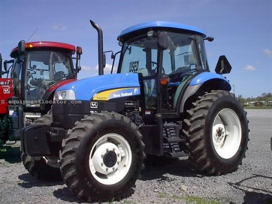 Tractor For Sale:  2012 New Holland TS6030