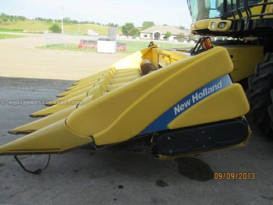 2009 New Holland 98D, 8R30, (CR9060/CR9070/CR960), Contour Header-Corn For Sale