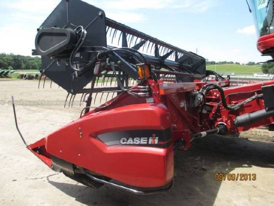 2010 Case IH 2020, 20', (6088/7088/7010/8010),Full Finger Auger Header-Flex For Sale