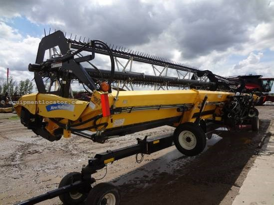 2006 New Holland 88C, 45', Flex Draper, Trlr, CR970/CR9070/CR9080 Header-Draper For Sale