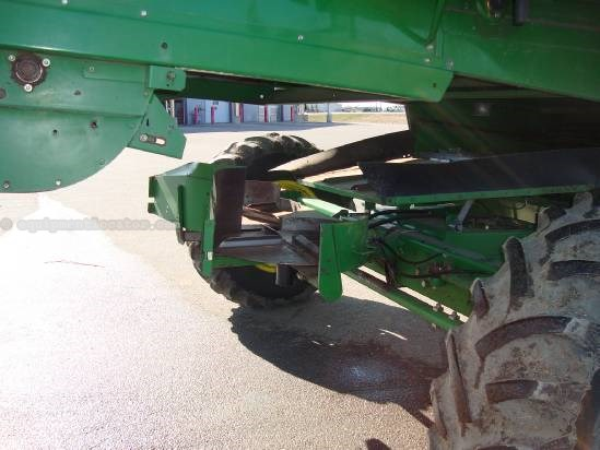 2000 John Deere 9650 - Sep Hrs 3537, Chaff Sprdr, Chopper, RT Combine For Sale