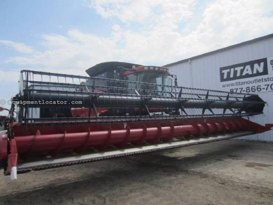2009 Case IH 2020, 35', (7088/7010/8010/7120/8120) Split Sickle Header-Flex For Sale
