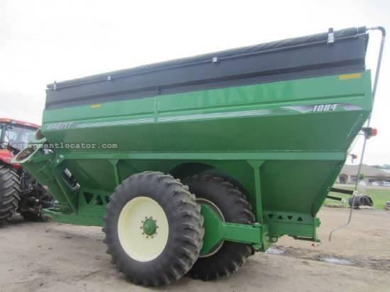 2007 Brent 1084, Digi-Star EZ400 Scale, Duals, Tarp Grain Cart For Sale
