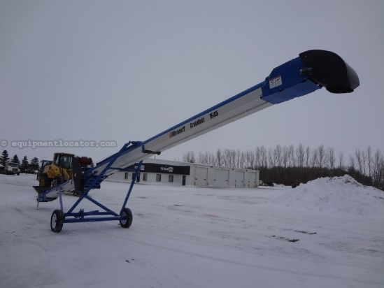 2012 Brandt 1545 - 15X45, 10 HP Electric Motor Auger-Portable For Sale