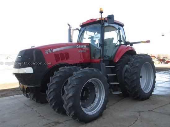 2009 Case IH MX275, 2190 Hr, Wts, 3 Pt, HID Lights  Tractor For Sale