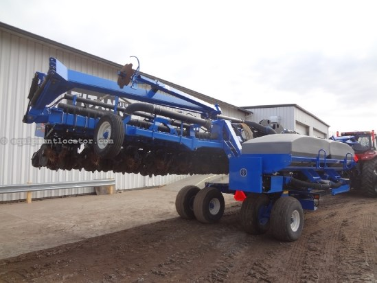 2005 New Holland SP580 - 16/31, Split Row, Markers, 11165 Acres Planter For Sale