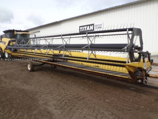 2004 New Holland 94C - 36 ft, Transport (CR960,CR970,CR9060,CR9070) Header-Draper For Sale