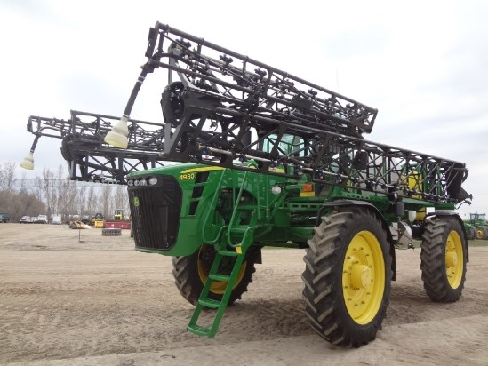 2010 John Deere 4930, Warranty*, 120', 4WD, 1200 Gal Tank  Sprayer-Self Propelled For Sale