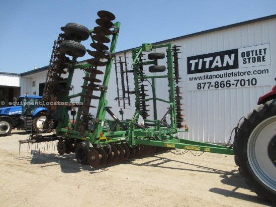 2007 Summers 40FT, 40Ft, Wave Blade, 10 Inch Spacing, Harrow Vertical Tillage For Sale